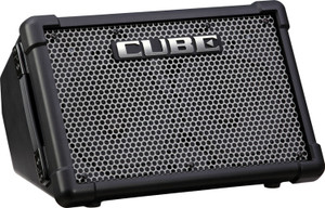 Roland	CUBE Street EX	 50W 4-Ch Battery-Powered Stereo Amplifier