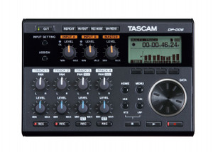 Tascam	 DP006 6-Track Digital Pocketstudio Recorder