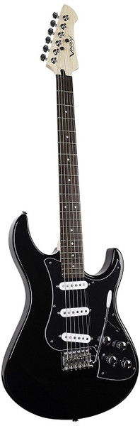Variax Standard Standard Electric Guitar – Black Finish