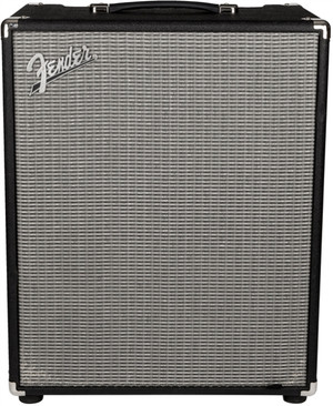 "Fender	Rumble 200  200W 1x15"" Bass Combo Amplifier"