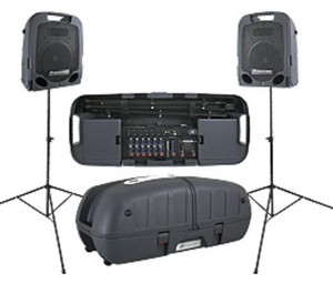Peavey Escort 6000 portable sound system