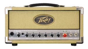 Peavey	Classic 20 Mini Head 20W Compact Tube Guitar Amplifier Head