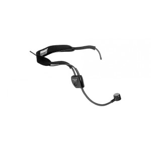 Shure WH20XLR Headworn Cardioid Dynamic Microphone with 4' Cable