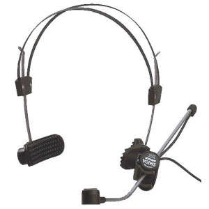 Shure SM10ACN Headworn Cardioid Dynamic Microphone with Cable