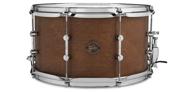 "Gretsch 8X14 ""Swamp Dawg"" Mahogany Snare Drum"