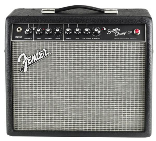 "FenderSuper Champ X2 15 Watt 10"" Combo Amplifier"