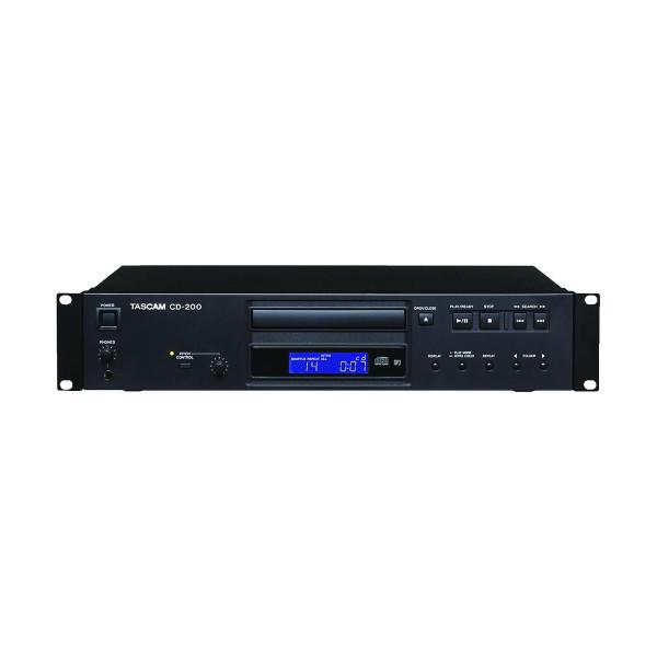 Tascam CD200 Rackmount CD Player