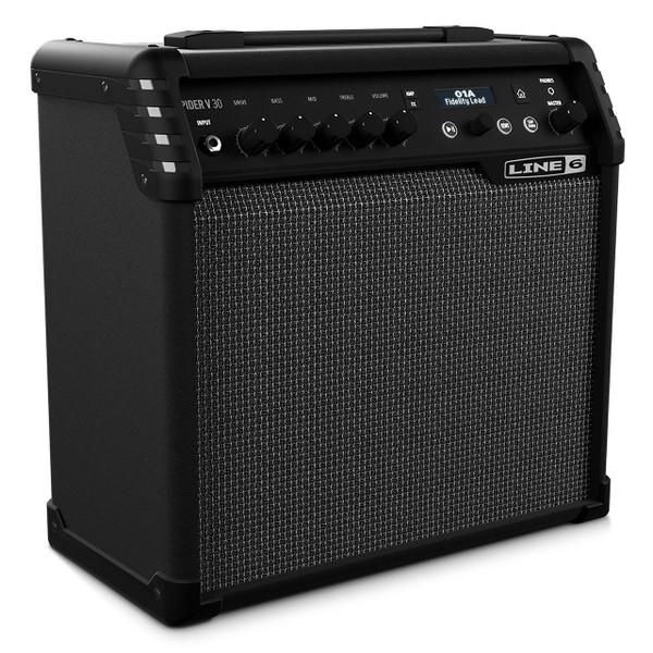 Line 6 Spider V 30 guitar combo amplifier 30-watt