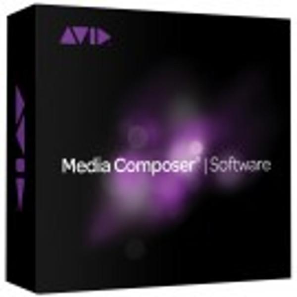 Avid Media Composer Software professional edition perpetual license