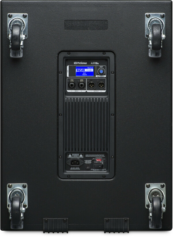 "PreSonus AIR18S 1 x 18"" Active Sound-Reinforcement Subwoofer"