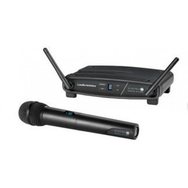 Audio Technica ATW1102 System 10 Series Handheld Digital Wireless System