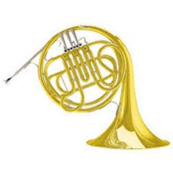 Conn 14D single French horn