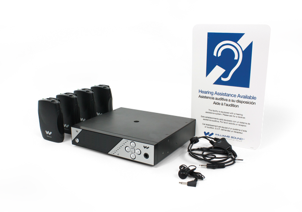 Williams Sound PPA457 assistive hearing system