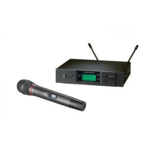 Audio Technica ATW3141BC wireless handheld system