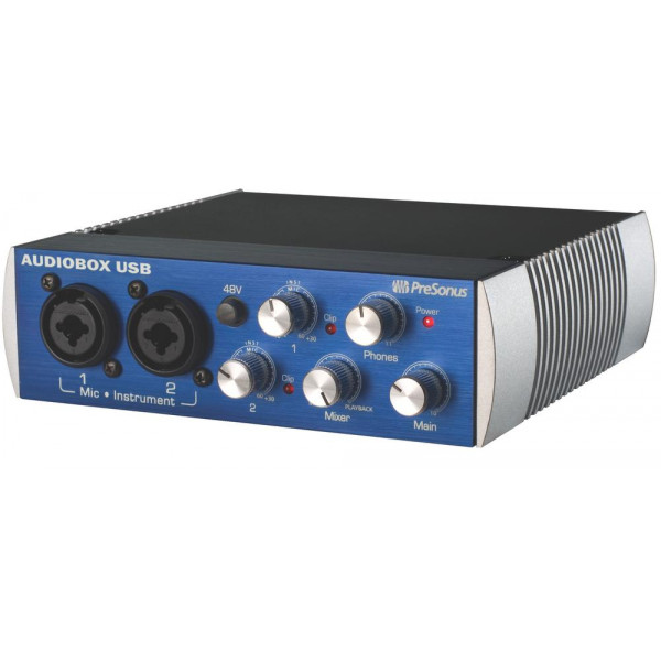 PreSonus AUDIOBOX USB 2x2 USB Recording System