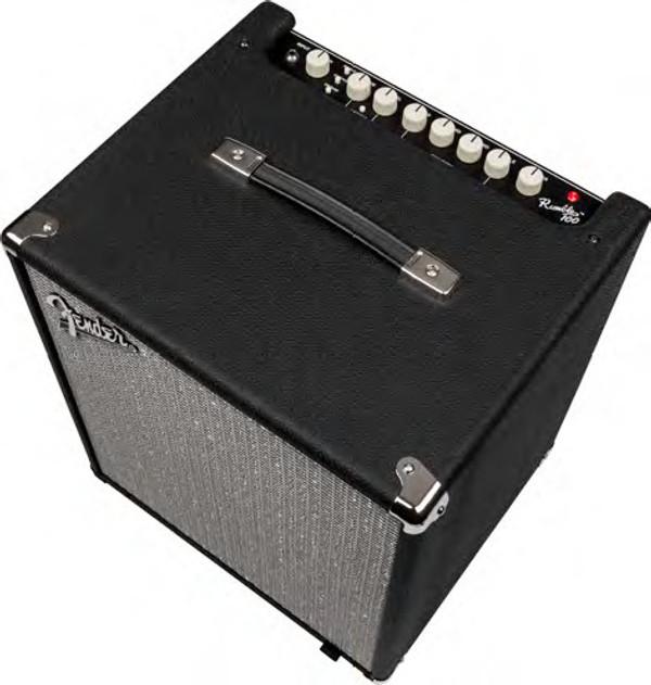 "Fender Rumble 100 100-Watt 1x12"" Bass Combo Amplifier"