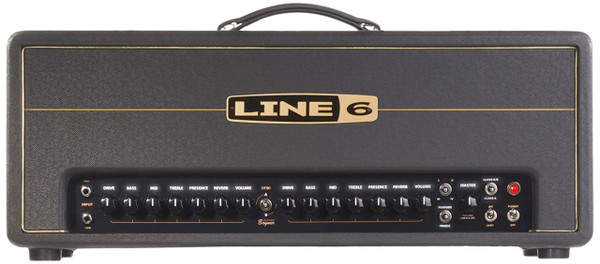 Line 6 DT50H Head 25/50W Guitar Amplifier