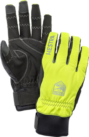 Hestra Ergo Grip Long Hi-Vis