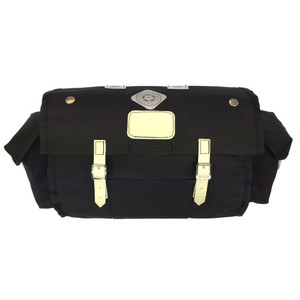 Carradice Originals Nelson longflap saddlebag Black