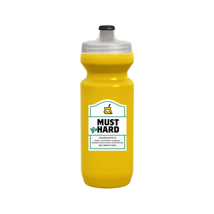 Spurcycle Must Go Hard Water Bottle (pair)