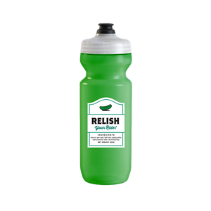 Spurcycle Relish Your Ride Water Bottle (pair)