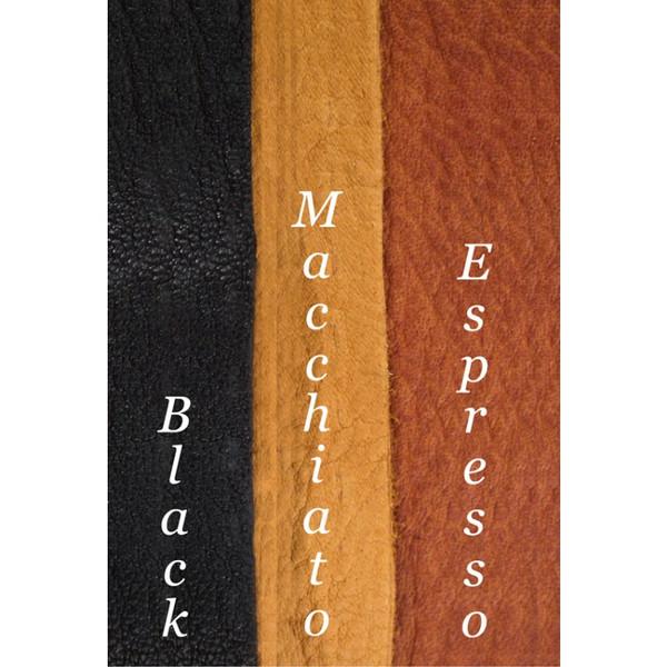 Velo Orange Elkhide Sew-On Leather Long Bar covers