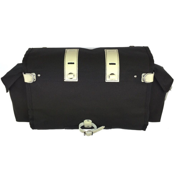 Carradice Originals Nelson longflap saddlebag Black