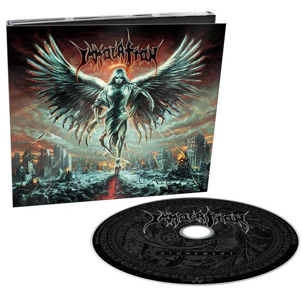 """Audio CD: """"Atonement"""""""