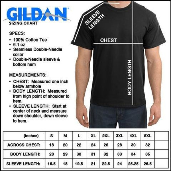 T-Shirt:  Black/Silver Outline Logo
