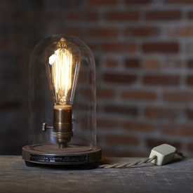 The Original Bell Jar Table Lamp