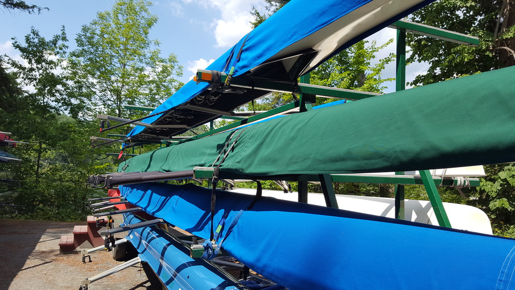 Cover your boat and keep it rigged! Easy On & Off. Great for both indoor and outdoor storage to protect from the elements (dirt, dust, pine sap, etc).