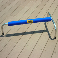 "Customize your Burnham ""LowBoy"" T Stands with club or school colors for an additonal $15.00 per set."