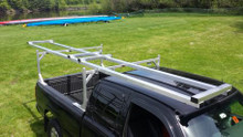 CT 4X System: Box 16X2 Gunwale Rack