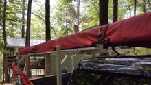 Sunbrella Full Zip Double Cover