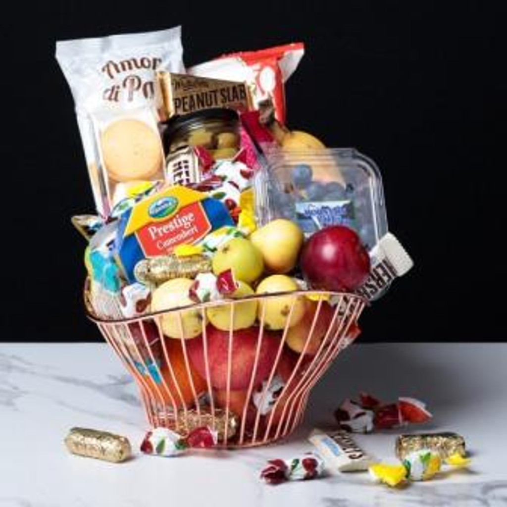 218 RBF3 Fruit Sweets & Cheese - Sydney Delivery Only. Freight Included.