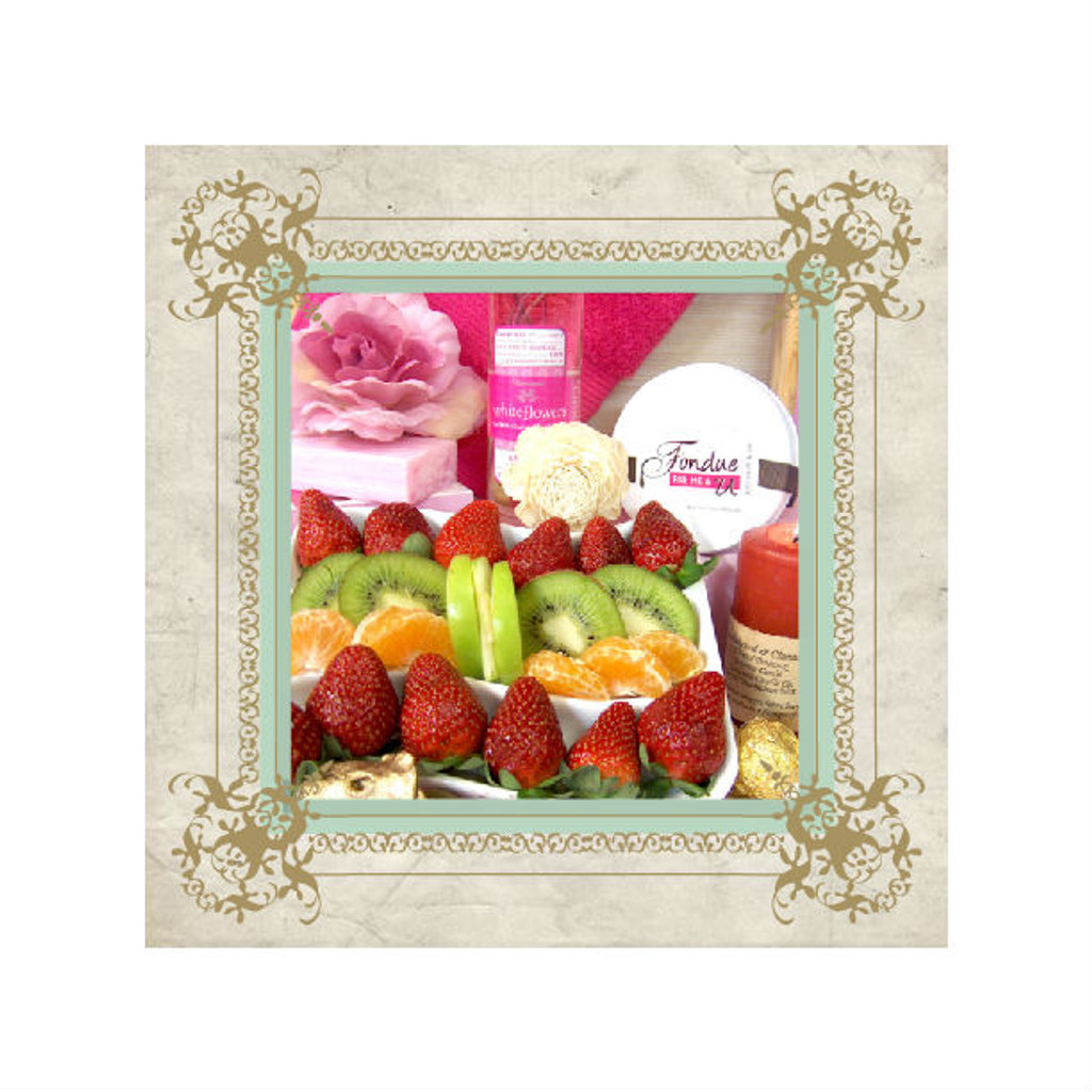218 F22- Sweet Berries Contains Fresh Fruit - SYDNEY DEL ONLY, Delivery included