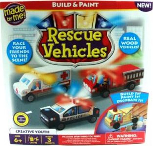 215 ch5 - build & paint rescue vehicles - freight included