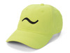 LEMON      100% polyester brushed microfiber     6-panel, structured, mid-profile     matching sewn eyelets     precurved visor with contrast color sandwich     White soft mesh Cool-Vertex™ nylon lining     moisture-wicking fabric     self-fabric Velcro® closure
