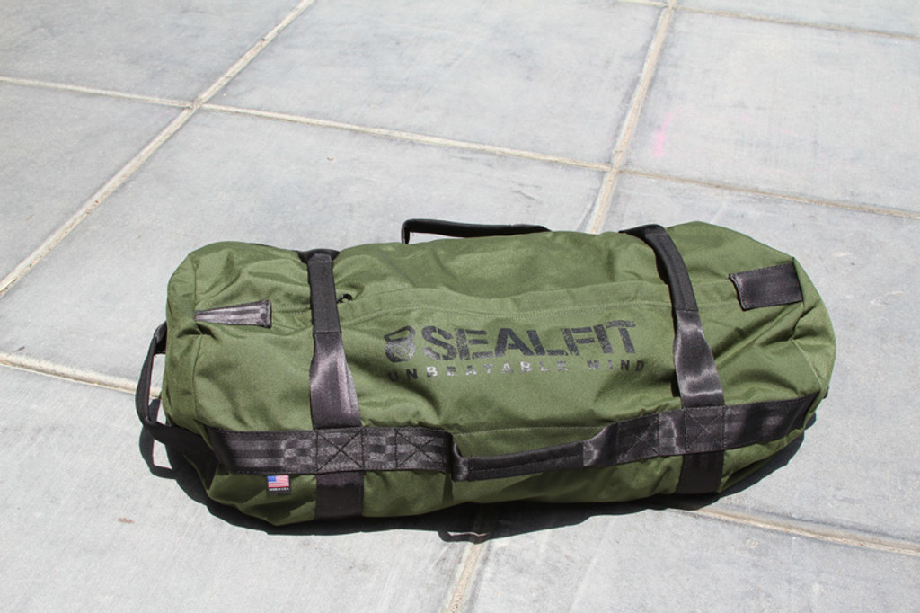 SEALFIT Sand Bag by Brute Force- Strongman  Size