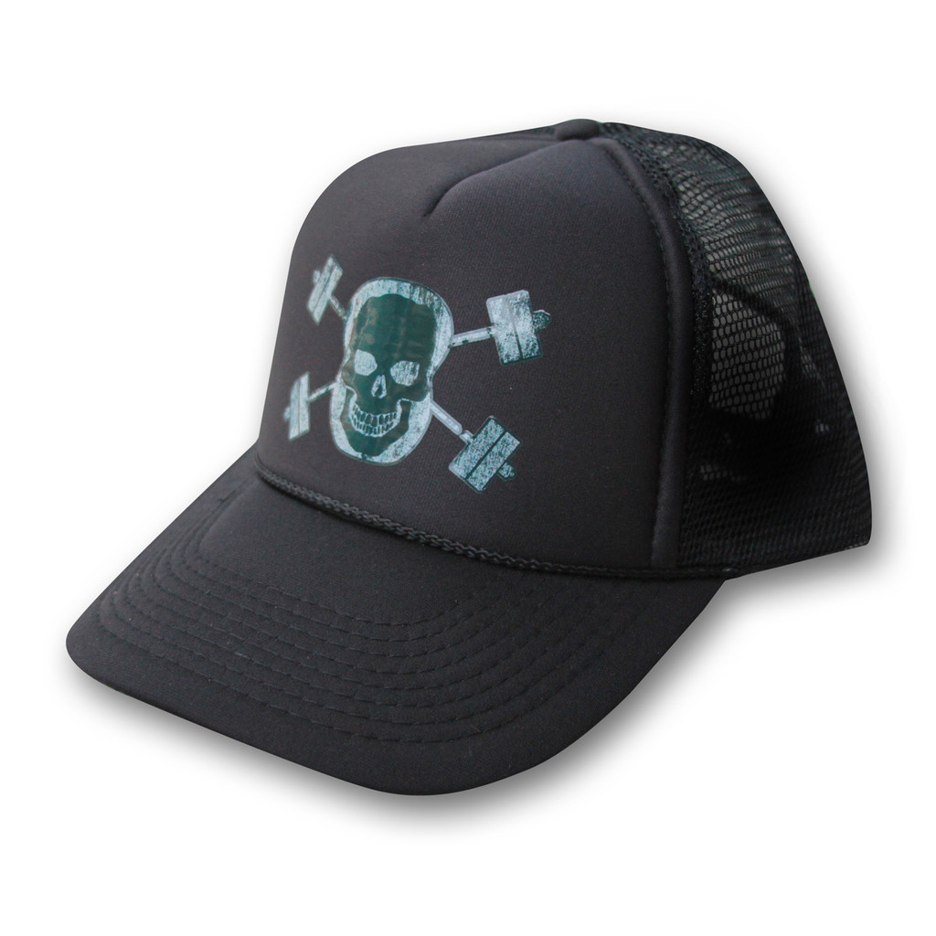 KB Skull Trucker Hat