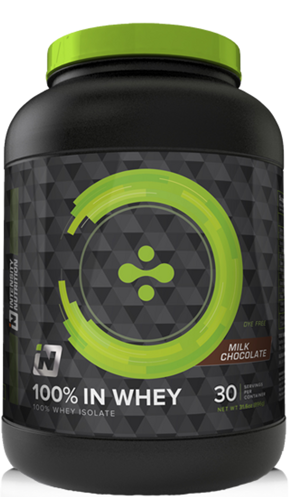Intensity Nutrition- 100% Whey