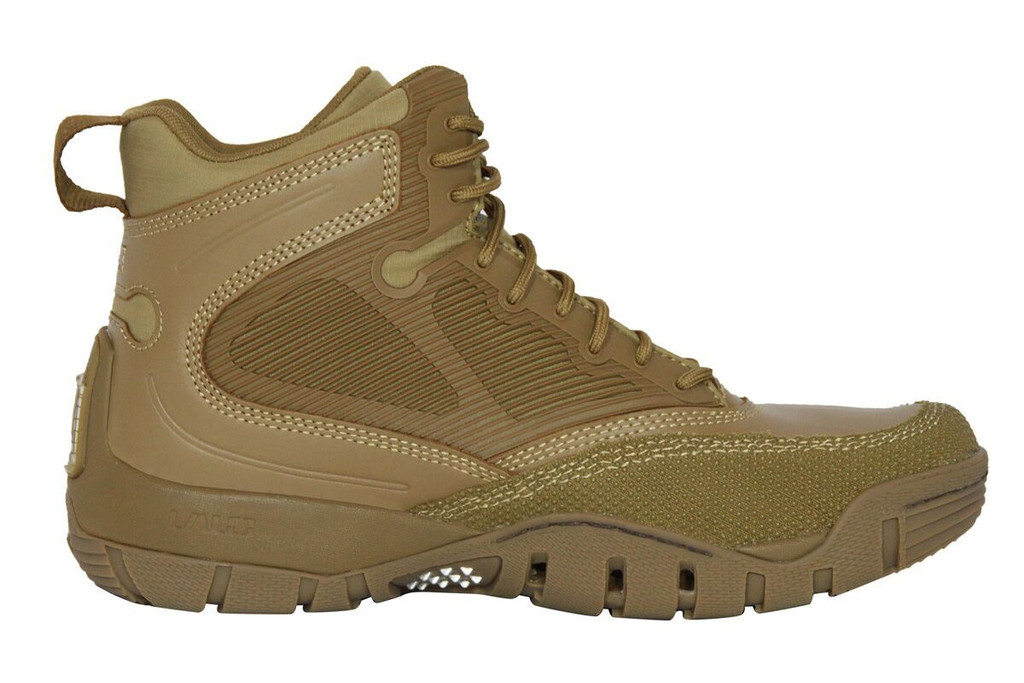 """LALO SHADOW Amphibian 5"""" Tactical Boot- Coyote Brown"""