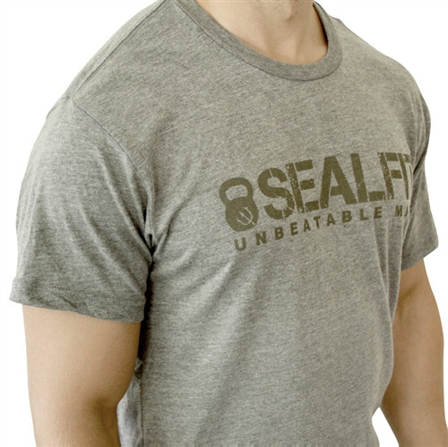 SEALFIT One Color Logo Shirt