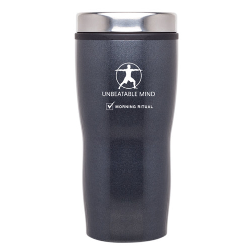 Unbeatable Mind Morning Ritual Thermos Mug