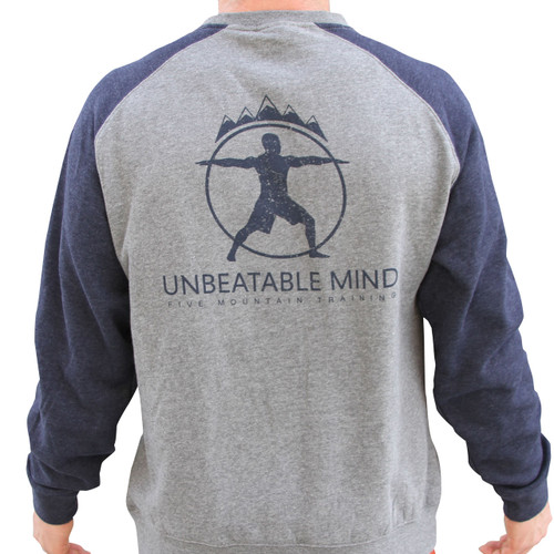 Unbeatable Mind 5 Mountain Sweatshirt