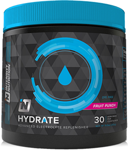 Intensity Nutrition- Hydrate