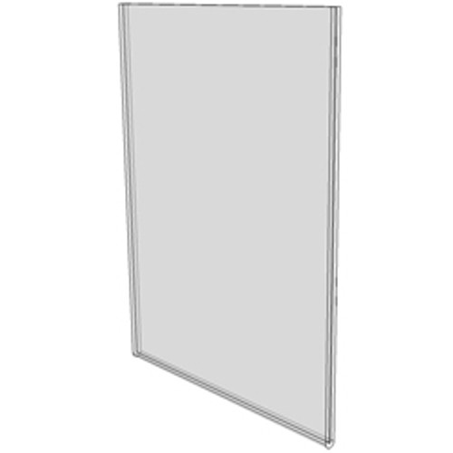 5x7 Wall Mount Sign Holder No Holes