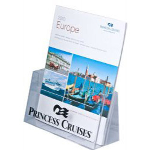 8.5x11 Full Page Brochure or Catalog Holder