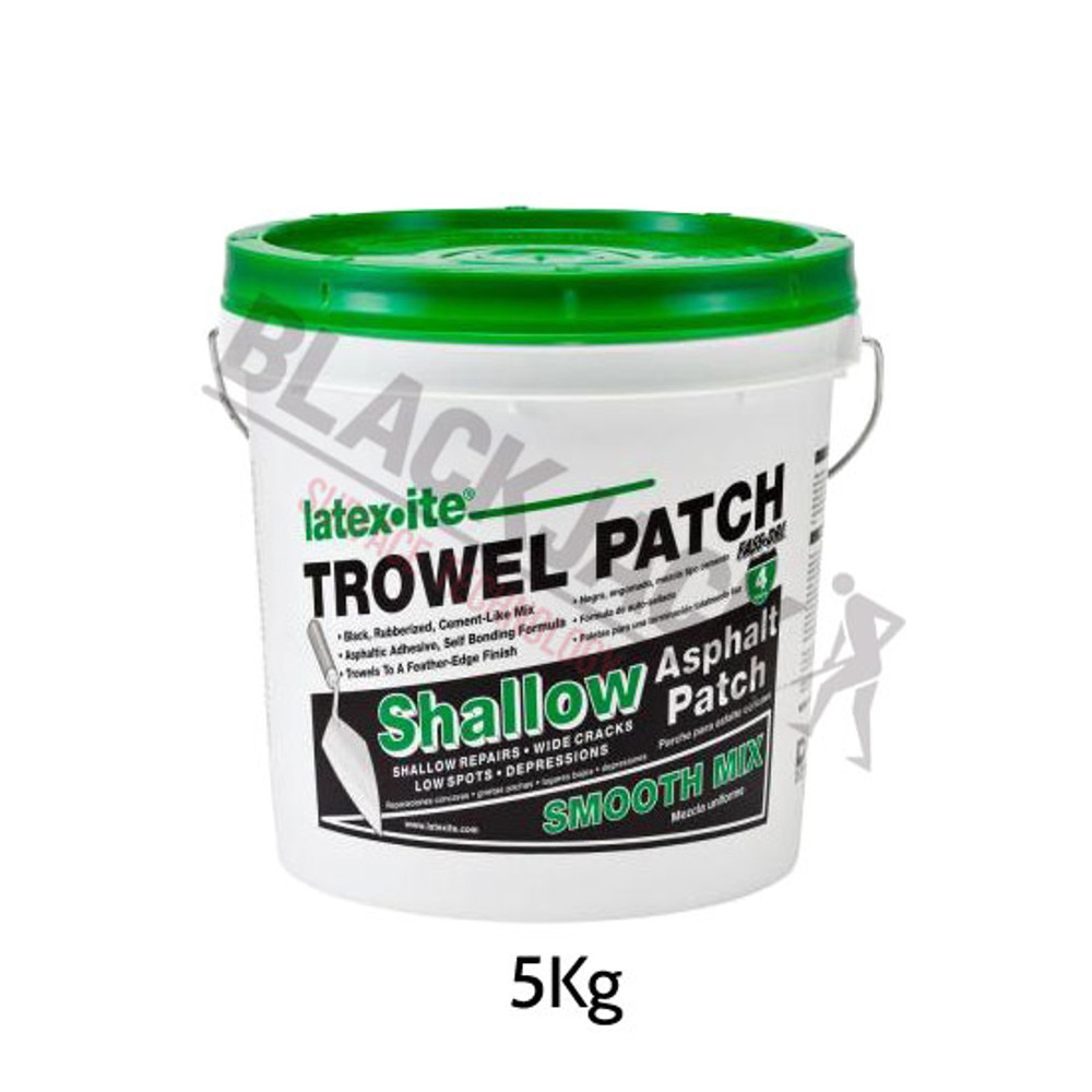 Latex-ite® Trowel Patch, Tarmac Repair