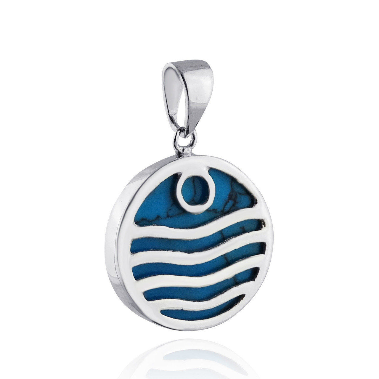 gdw ocean wave collection pendant jewelry hawaiian